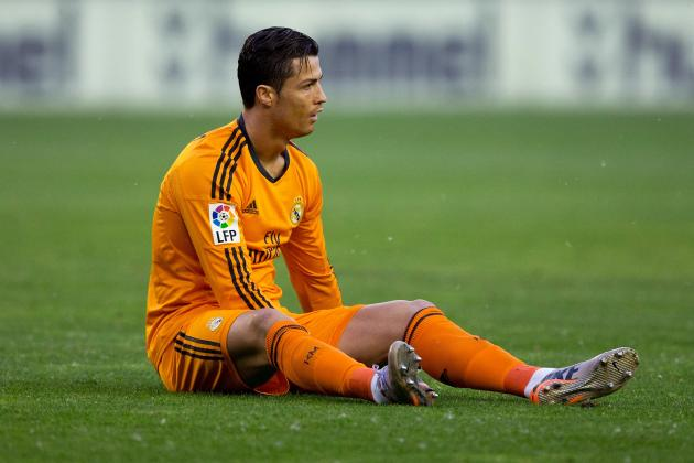 Paper News and Gossip: Cristiano Ronaldo UCL Worry, Van Gaal Wants Man Utd Job