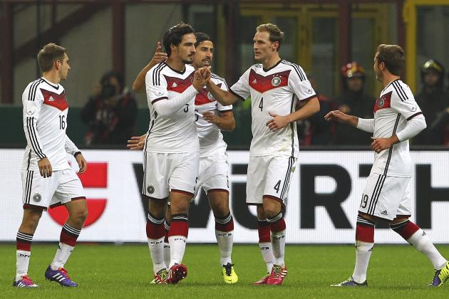 20 Biggest Winners and Losers from Germany's Provisional 2014 World Cup Squad