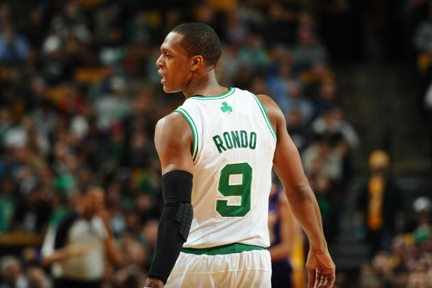 Greatest Moments from Rajon Rondo's Season with Boston Celtics