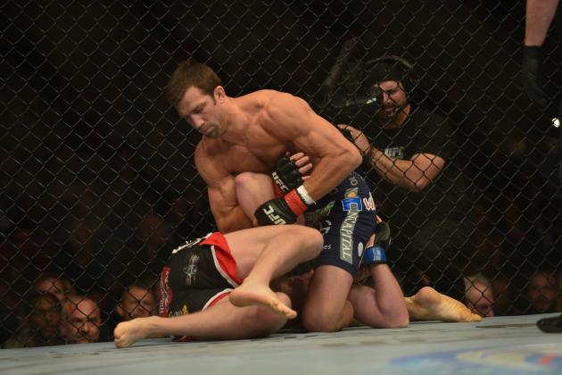 10 Best MMA Submissions Through First 4 Months of 2014