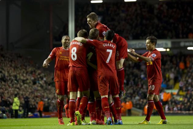 Premier League Preview: How Liverpool Will Line Up Against Newcastle United