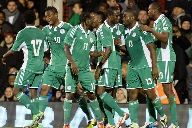 Nigeria FIFA World Cup 2014 Guide
