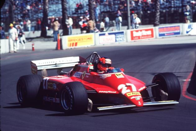 5 of the Greatest Moments of Gilles Villeneuve's Formula 1 Career