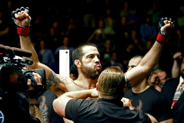 UFC Rankings for Each Weight Division Following UFC Fight Night 40