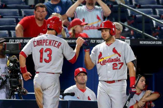 5 Biggest Takeaways from the First Month of St. Louis Cardinals' Season