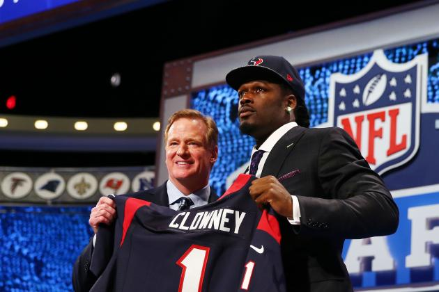 2014 NFL Draft Songs: Grades for the Best and Worst Walk-Up Songs