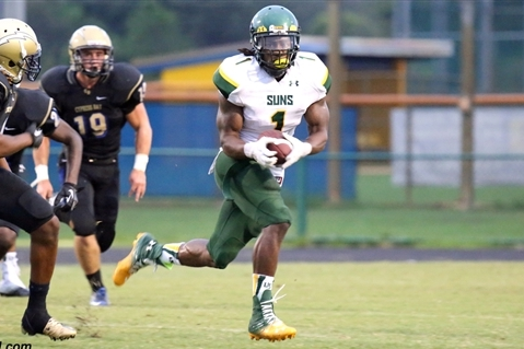 2015 RB Recruits Ready to Make Immediate Impact