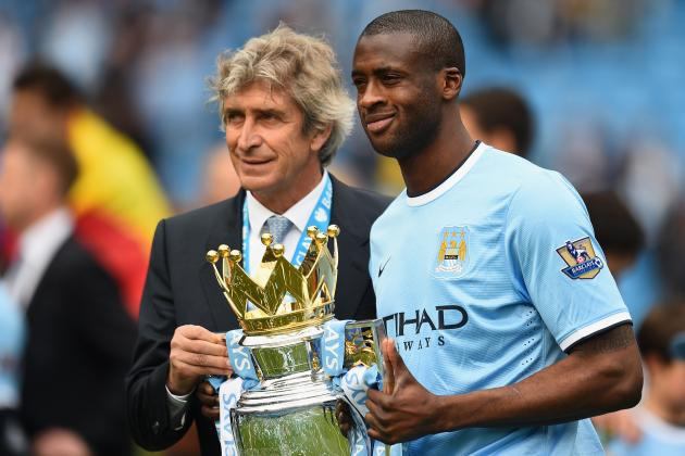 Power Ranking Every Manchester City Player from the 2013/14 EPL Season