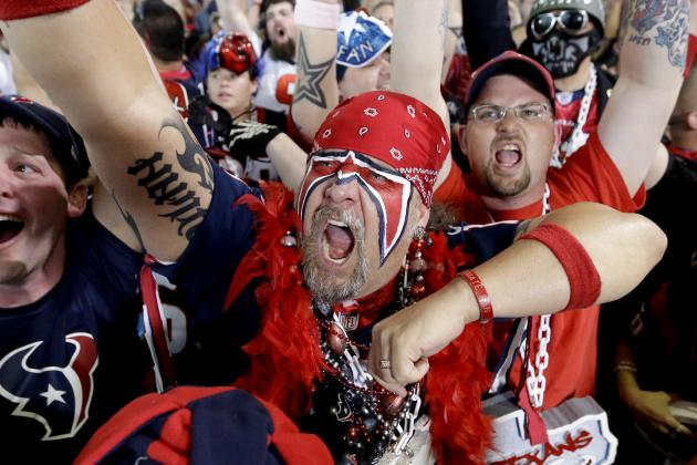 Houston Texans 2014 Draft: The Good, the Bad and the Baffling