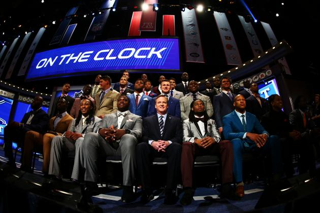 2014 NFL Draft Suits: Grades for the Best and Worst Draft-Day Attire