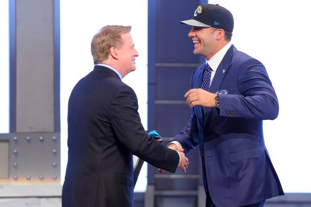 Jacksonville Jaguars' 2014 Draft: The Good, the Bad and the Baffling