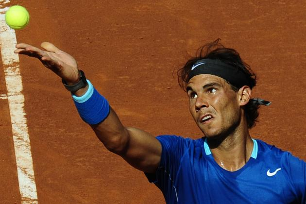 Breaking Down the Quarterfinal Matchups at the 2014 Mutua Madrid Open