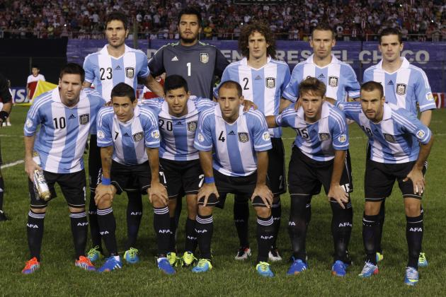 Argentina 2014 FIFA World Cup Squad: Player-by-Player Guide