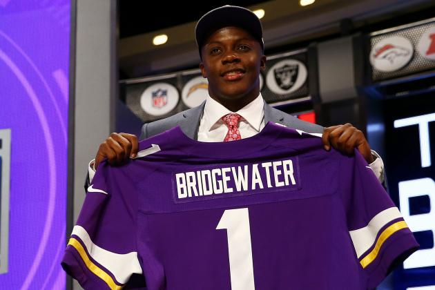 The Biggest Steals from Round 1 of the 2014 NFL Draft