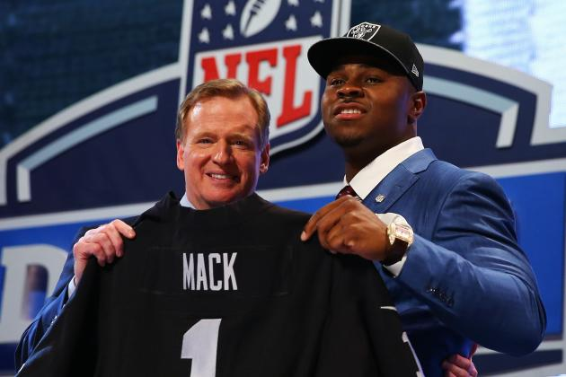 Oakland Raiders 2014 NFL Draft Day 2 Primer