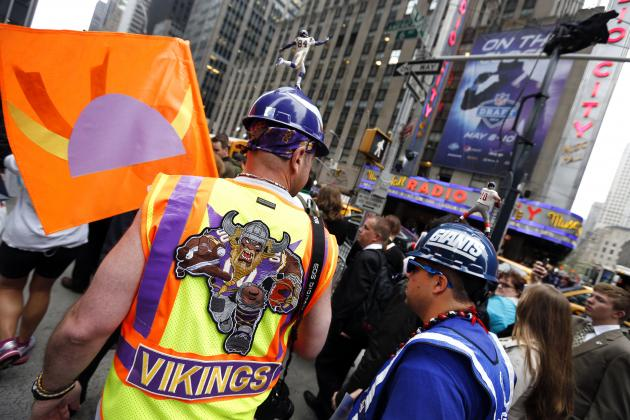 Minnesota Vikings Day 2 2014 NFL Draft Primer