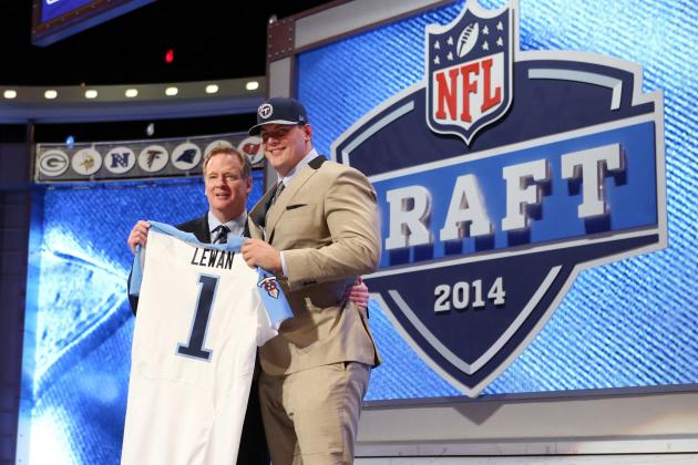 Initial Post-Draft Depth Chart for the Tennessee Titans