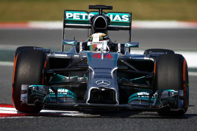 Spanish Formula 1 Grand Prix 2014: Results, Times for Practice and Qualifying
