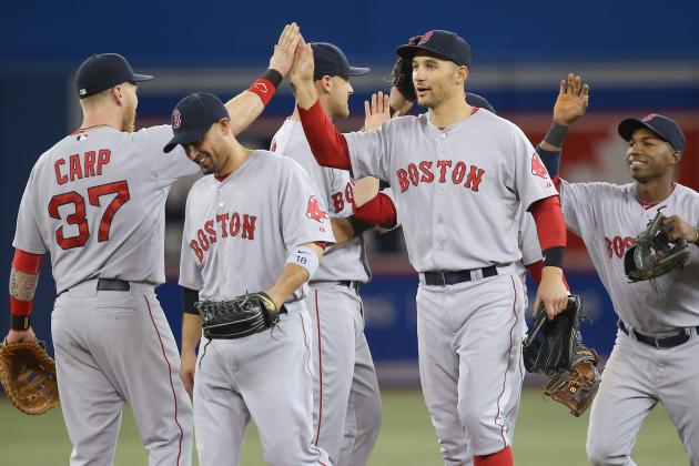 5 Early-Season Red Sox Stats That Tell You All You Need to Know