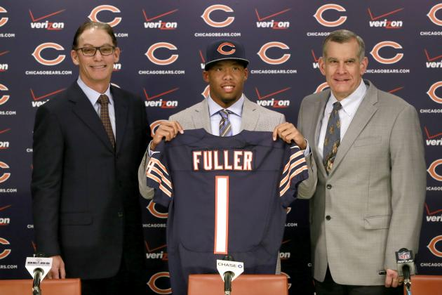 Chicago Bears 2014 Draft: The Good, the Bad and the Baffling