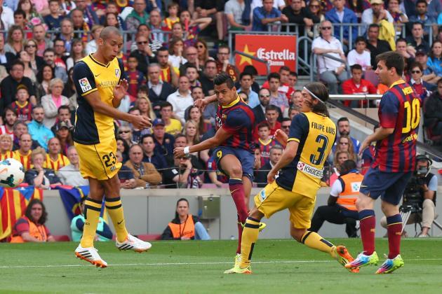 Barcelona vs. Atletico Madrid: 6 Things We Learned
