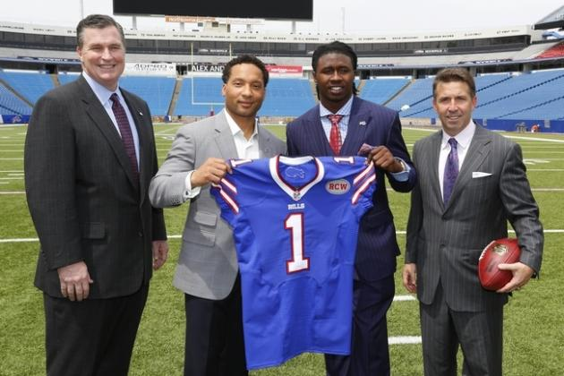 Buffalo Bills 2014 Draft: The Good, the Bad and the Baffling