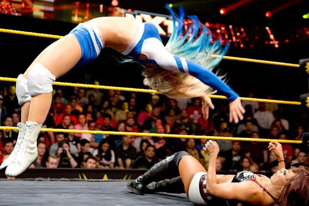 The Good, the Great and the Awesome from NXT 5/8/14
