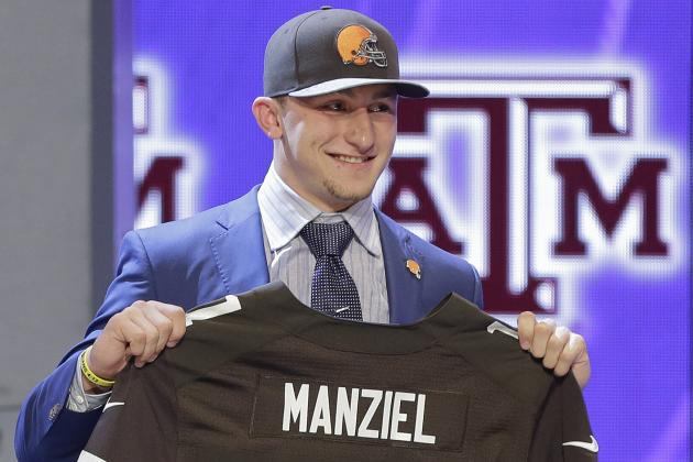 Texas A&M Football: Who Is Replacing Every Aggie Taken in 2014 NFL Draft