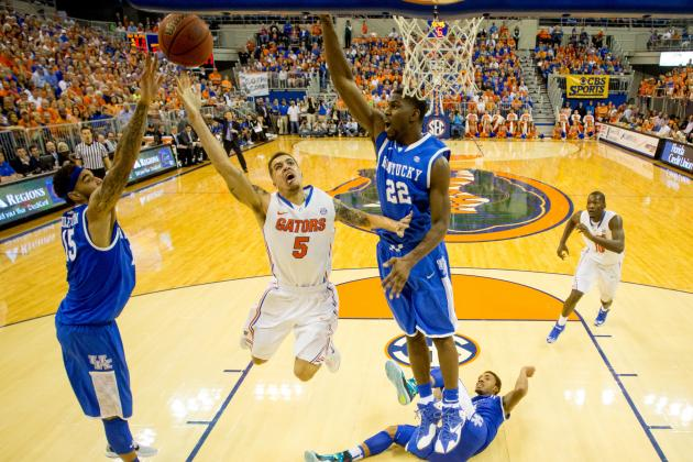 College Basketball Teams with Scary Frontcourts in the 2014-15 Season