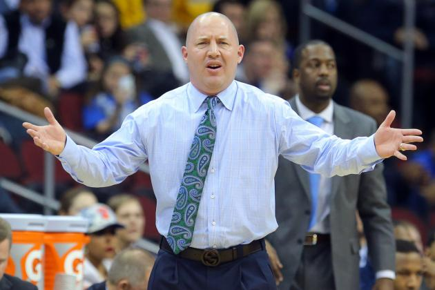 College Basketball Coaches with the Toughest Jobs in the 2014-15 Season
