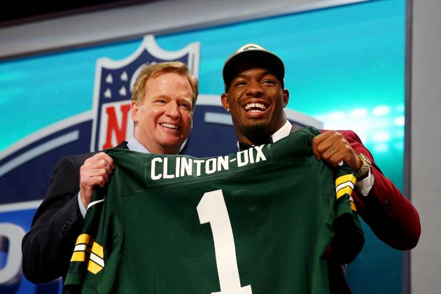Initial Post-Draft Depth Chart for the Green Bay Packers