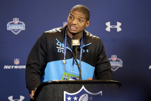 NFL Draft 2014: Projecting Where Biggest Names Available Will Land on Day 3