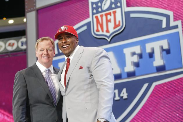 San Francisco 49ers' 2014 Draft: The Good, the Bad and the Baffling