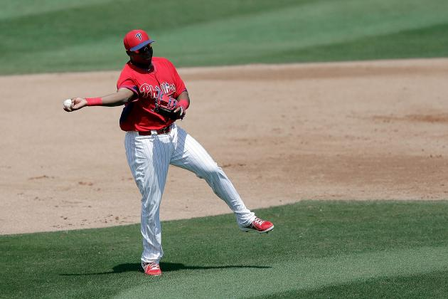 First-Quarter Stock Up, Stock Down for the Phillies' Top 10 Prospects