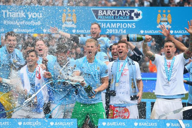 Man City's Title Glory and the Greatest World Football Moments of the Weekend