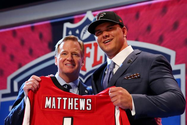 Atlanta Falcons 2014 Draft: The Good, the Bad and the Baffling