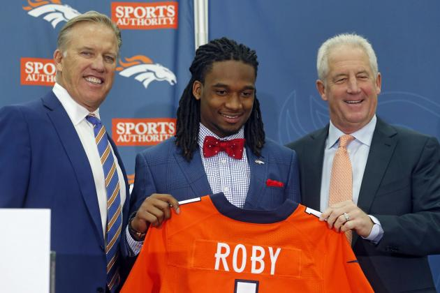Denver Broncos 2014 Draft: The Good, the Bad and the Baffling