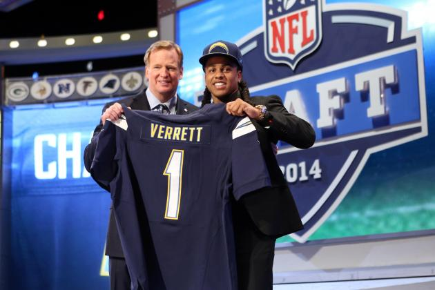 San Diego Chargers 2014 Draft: The Good, the Bad and the Baffling