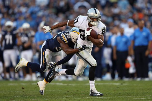 Oakland Raiders Undrafted Free Agents: Is the Next Rod Streater on This List?