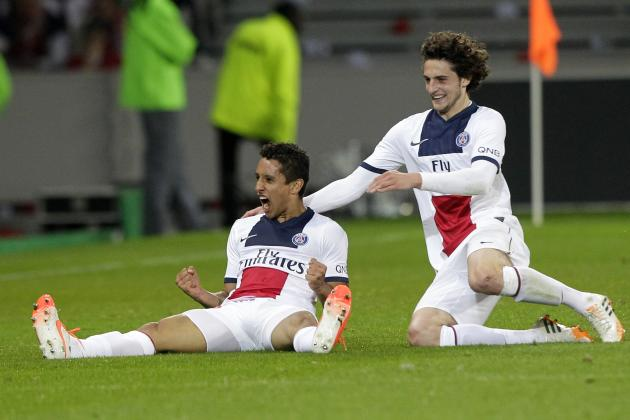 Lille OSC v Paris Saint-Germain: 6 Things We Learned