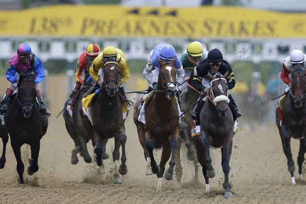 Ranking the 10 Most Memorable Horses in Preakness History
