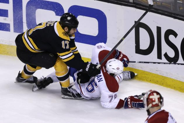Ranking the Most Frustrating Players in the 2014 NHL Playoffs
