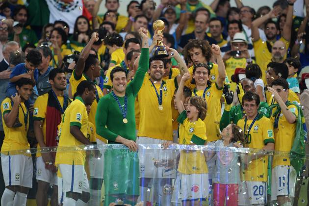 Brazil 2014 FIFA World Cup Squad: Player-by-Player Guide