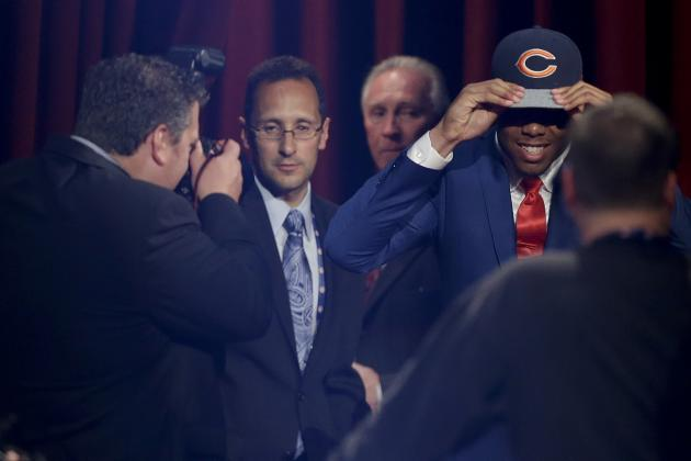 Chicago Bears 2014 Draft: Aggregating Report Card Grades from Around the Web