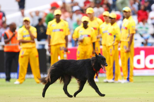 IPL: 10 Strangest Moments in Indian Premier League History