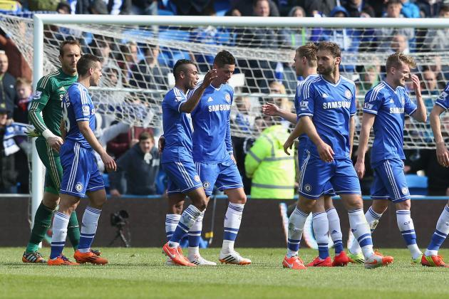 Cardiff City vs. Chelsea: 5 Things We Learned