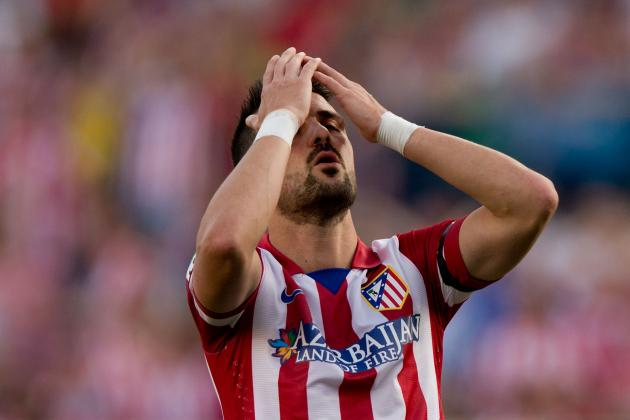 Atletico Madrid vs. Malaga: 6 Things We Learned