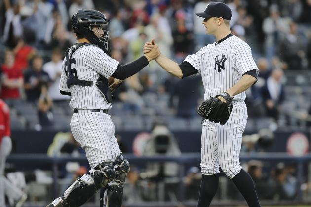 New York Yankees: 1st-Quarter Stock Up, Stock Down for Top 10 Prospects in 2014