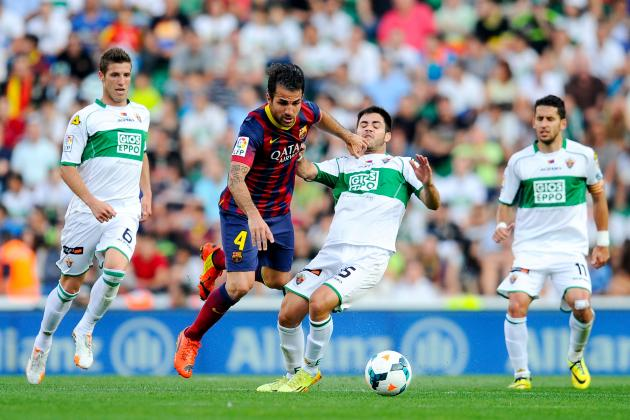 Elche 0-0 Barcelona: 6 Things We Learned