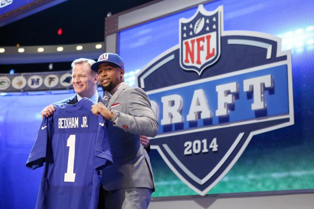 New York Giants 2014 Draft: Aggregating Report Card Grades from Around the Web